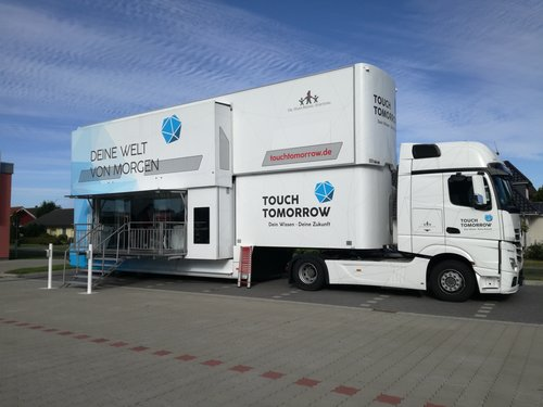 Touch Tomorrow Truck